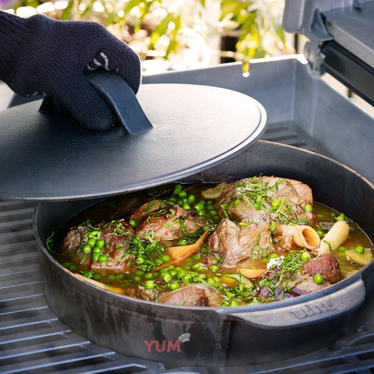 Фотография сковороды жаровни
