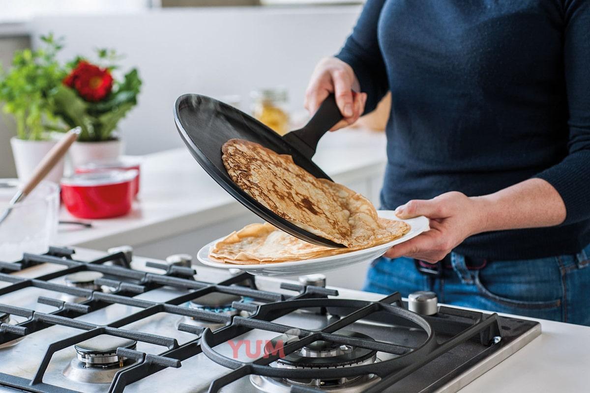Фотография блинной сковороды