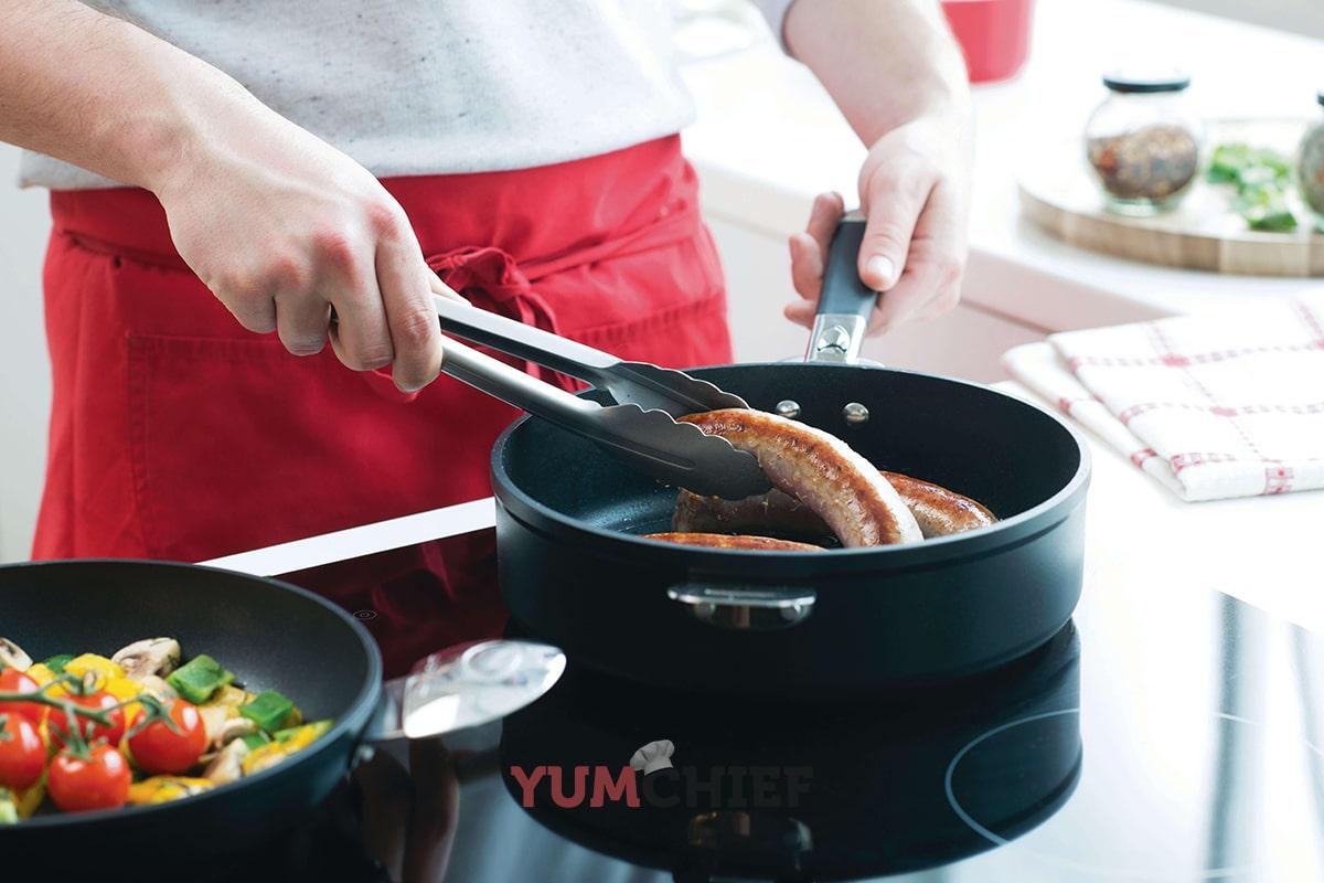 Фотография сковороды сотейника