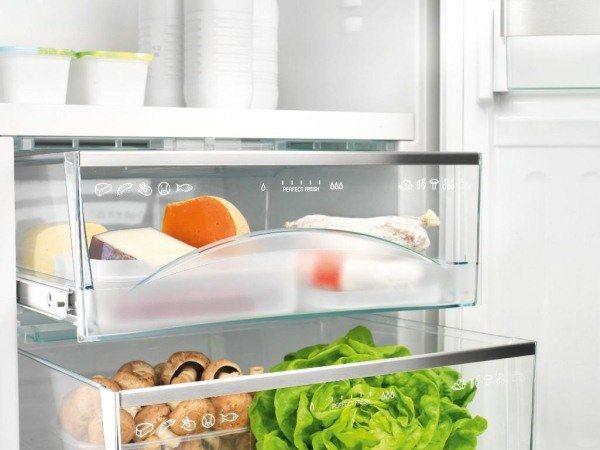 вынуть продукты из холодильника