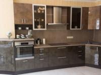 Коричневый цвет в интерьере кухни — Неизменная традиция красивого дизайна + 88 фото