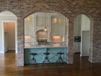 Арка на кухню: 80 фото, разновидности, сложности оформления и не только!
