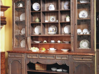Буфет для кухни — 92 фото дизайна встроенных и индивидуальных шкафов