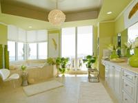Фисташковый цвет в интерьере кухни — Ненавязчивый тон для красивого оформления +87 фото