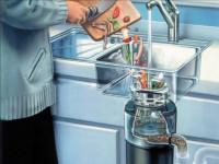 Измельчитель для кухни в раковину — Полезная техника для современного дома + 80 фото