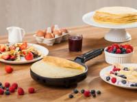 Какую выбрать блинницу на кухню — обзор популярных моделей. Особенности и фото-примеры.