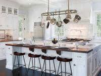 Колониальный стиль в интерьере кухни — 85 фото самых лучших идей по реализации
