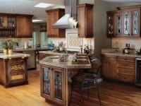 Кухни из дерева — 62 фото современных кухонь изготовленных из древесины