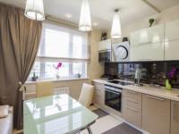 Кухня 10 кв. м. — 105 фото идей как оформить дизайн