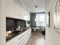 Кухня 14 кв. м. — какой должна быть ее планировка и дизайн? Ответ здесь + 95 фото!