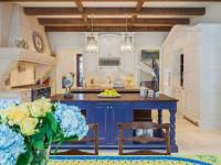 Кухни в стиле Прованс — основные черты стиля, украшение и важные детали (69 фото + видео)