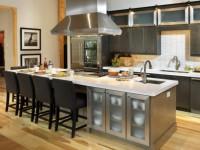 Кухня с островом — в чем ее особенность? Правила идеальной планировки и дизайна (90 фото)