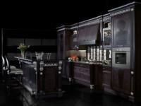 Кухня в готическом стиле — ищите вычурные темные мотивы? 59 фото уникальных дизайнов
