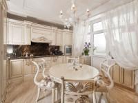 Кухня в классическом стиле — обзор лучших дизайнерских идей (105 фото)