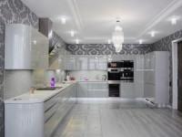 Кухня в стиле Арт-Нуво: как подобрать мебель и предметы интерьера? 76 фото успешной реализации стиля
