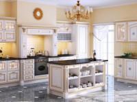Кухня в стиле ампир: романтическая роскошь для вашего дома! 72 фото реализации этого стиля
