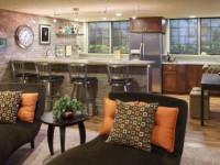 Кухня в стиле бара — оригинальные дизайнерские решения + 99 фото