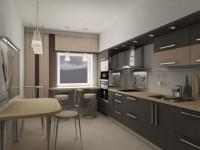 Кухня в стиле конструктивизм — 70 замечательных фото идей по дизайну