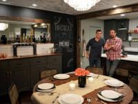 Кухня в стиле паба — особенности необычного дизайна в кухне (77 фото)