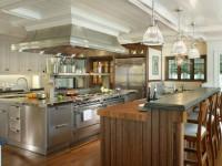 Кухня в стиле шале — идеи декорирования и оформления (68 фото + видео)