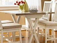 Кухонные столы для маленькой кухни — 70 фото действительно свежих идей и конструкций