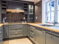 Мебельные фасады для кухни — какие они бывают? Практичные рекомендации с фото примерами!