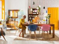 Обеденные столы для кухни: фото-обзор лучших идей по сочетанию в интерьере кухни