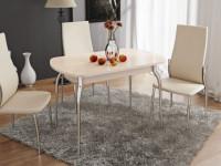 Овальные столы для кухни: все особенности и тонкости выбора +88 фото новинок