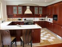 П-образная кухня: люксовые дизайны и проекты для дома (61 фото + видео)