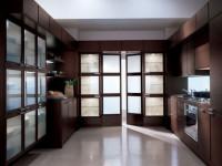 Проходная кухня — схемы, проекты, идеи дизайна, оформление + 56 фото