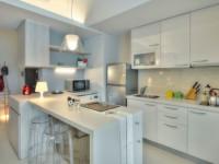 Размещение микроволновки на кухне — Удобное обустройство современной кухни + 78 фото