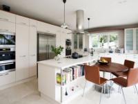 Скандинавский стиль в интерьере кухни — 86 фото современных примеров дизайна интерьера