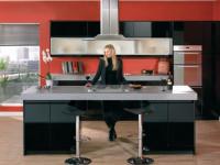Современная мебель для кухни — 75 фото идей дизайна