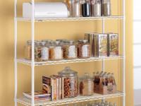 Стеллажи для кухни: ТОП-50 фото лучших новинок в интерьере современной кухни