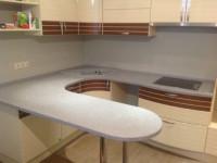 Столешницы для кухни — выбираем идеальную! 75 фото новинок дизайна.