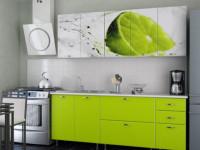 Цвет лайм в интерьере кухни — 69 фото интерьеров в красивом оформлении