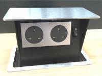 Выдвижные розетки для кухни — Удобный и функциональный интерьер +78 фото
