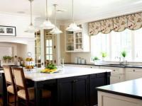 Короткие шторы на кухню: 93 фото изысканных интерьерных решений для кухни и столовой