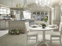 Кухня в стиле бидермейер — особенности и достоинства стиля (80 фото)