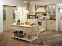 Греческий стиль для кухни — уютный и функциональный дизайн (99 фото)
