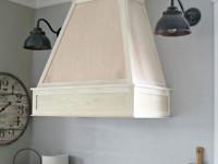 Вентиляционная труба для кухонной вытяжки — Ненавязчивый и функциональный дизайн +76 фото