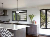 Жалюзи на кухню — лучшие решения для современного интерьера (90 фото-идей)