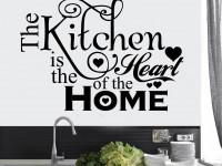 Особенности наклейки на фартук для кухни во всех нюансах: виды, преимущества, недостатки, фото интерьера 2019