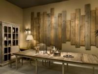 Ламинат на стене в интерьере кухни — 100 лучших фото идей