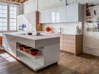 Какой пол лучше выбрать на кухню: сравнение вариантов, 110+ лучших фото