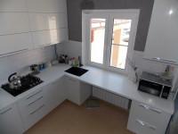Кухня в панельном доме : комфорт и обустройство просторного помещения, 120+ лучших фото дизайна