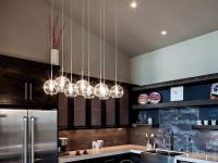 Красивые люстры на кухню в современном стиле (110 фото примеров)