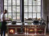 Дизайн кухни с окном — как разместить столешницу, раковину, рабочую зону или зону отдыха у окна (100 лучших фото идей)