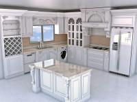 Кухня в классическом стиле: как правильно оформить кухню в стиле классики, 130+ лучших реальных фото