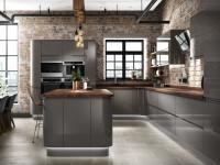 Глянцевая кухня: достоинства и недостатки, стиль, цветовая гамма, полезные советы по уходу, 100 лучших фото
